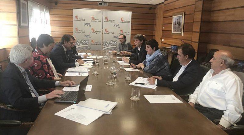 Se inician las obras del túnel emisario de la depuradora de Sinova (Soria) con una inversión de 32,3 millones de euros