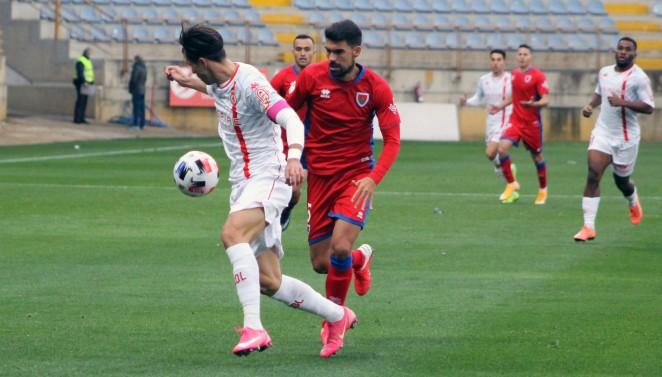 El Numancia, superado por la Cultural Leonesa (0-2)