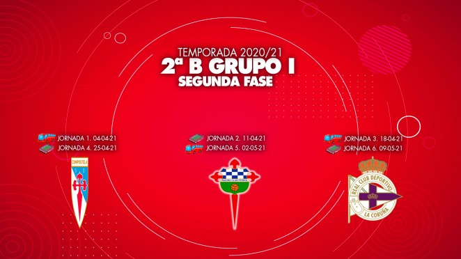 Calendario segunda fase de la segunda b pro del club deportivo numancia