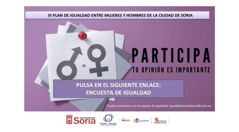 III Plan de Igualdad Soria