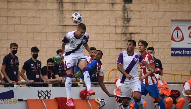 Pretemporada Club deportivo numancia, partido contra el atletico de madrid