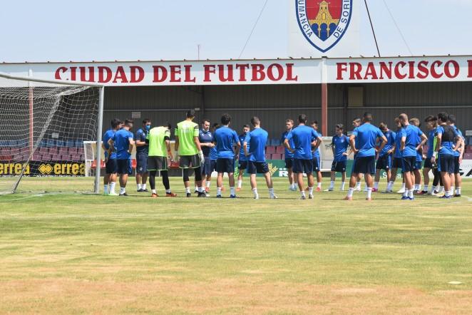 Calendario Club Deportivo Numancia de Soria