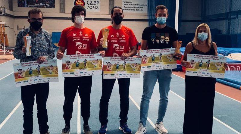 Campeonato de España de pruebas combinadas por clubes Soria Atletismo