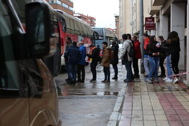 El Club pondrá a disposición de sus abonados un autobús gratuito para animar al Numancia en sus desplazamientos