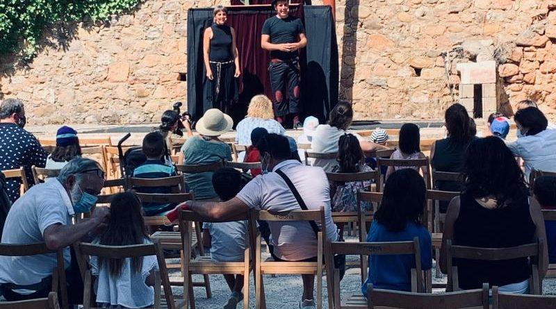El Festival de Títeres regresa a la ciudad con espectáculos al aire libre y compañías nacionales y europeas
