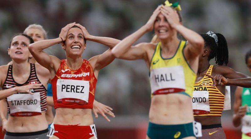 Marta Pérez clasificada para la final de los JJOO en 1500m