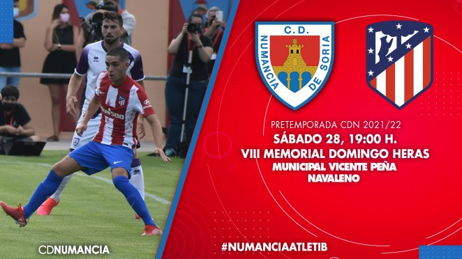 Numancia y Navaleno recuperan el Memorial Domingo Heras