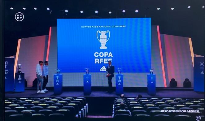 El Mérida, rival del Numancia en la Copa RFEF