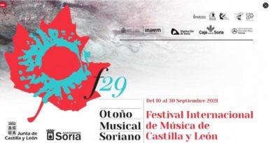 La Orquesta Nacional de España inaugura la 29ª edición del Otoño Musical Soriano – Festival Internacional de Música de Castilla y León. soria