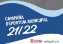 Campaña deportiva municipal de soria 2021 2022