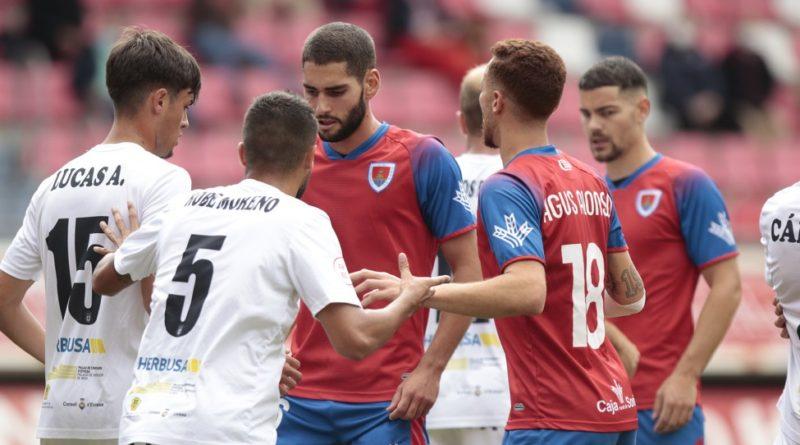 Numancia contra Peña Deportiva IBIZA