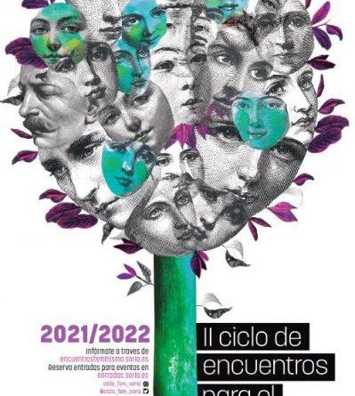 segunda edición del Ciclo de Encuentros para el Feminismo soria